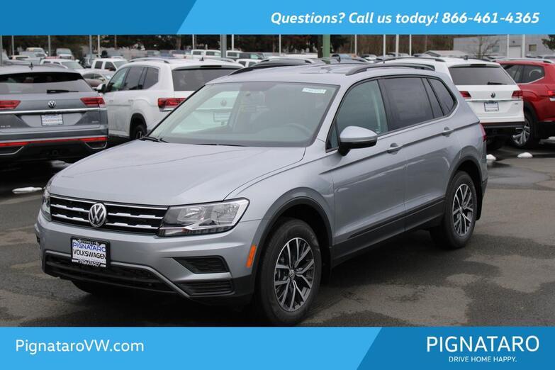 2021 Volkswagen Tiguan 2.0T S 4Motion Everett WA
