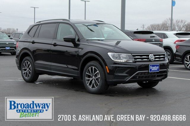 2021 Volkswagen Tiguan 2.0T S 4Motion Green Bay WI