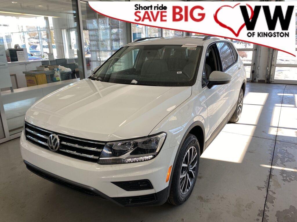 2021_Volkswagen_Tiguan_2.0T S 4Motion_ Kingston NY