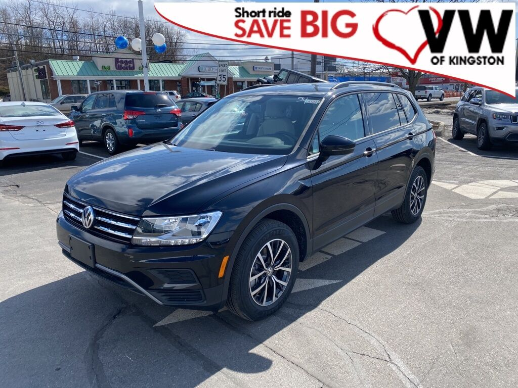 2021 Volkswagen Tiguan 2.0T S 4Motion Kingston NY
