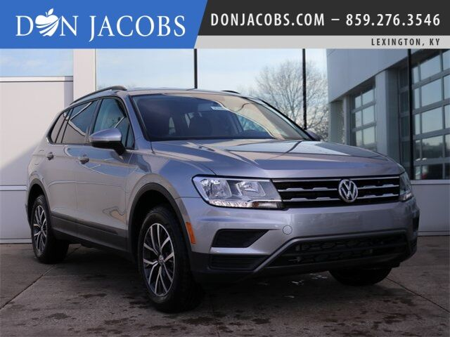 2021 Volkswagen Tiguan 2.0T S 4Motion Lexington KY