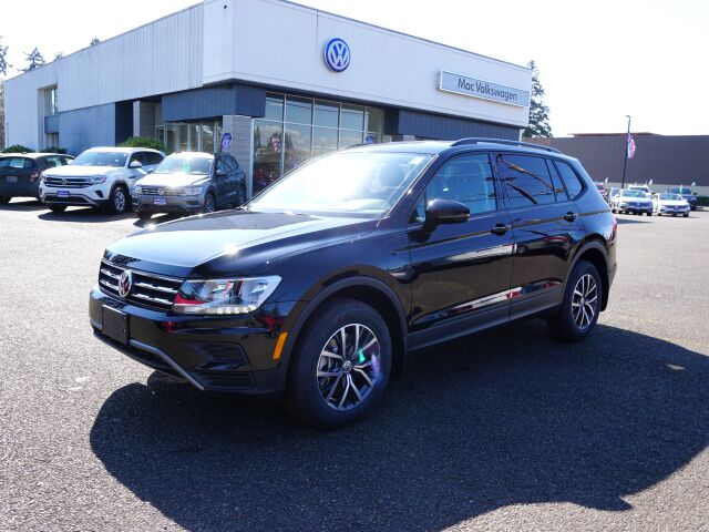 2021 Volkswagen Tiguan 2.0T S 4Motion McMinnville OR