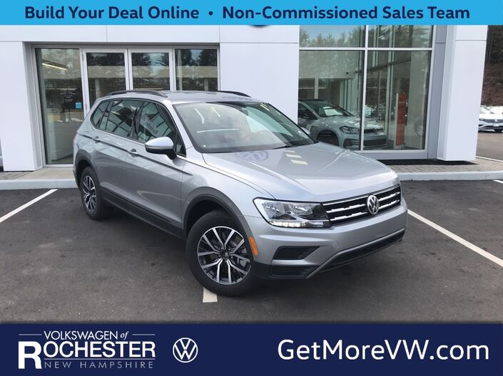 2021 Volkswagen Tiguan 2.0T S 4Motion Rochester NH