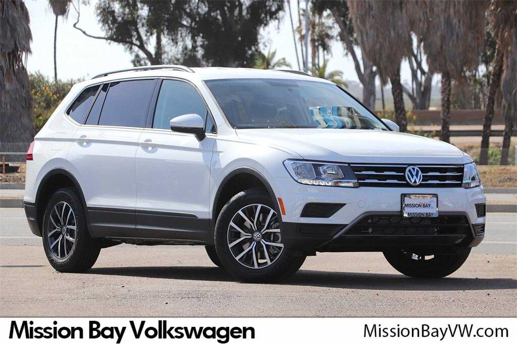 2021 Volkswagen Tiguan 2.0T S 4Motion San Diego CA