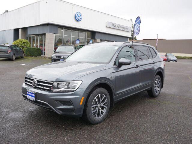 2021 Volkswagen Tiguan 2.0T S McMinnville OR