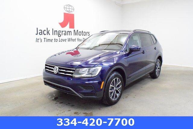2021 Volkswagen Tiguan 2.0T S Montgomery AL