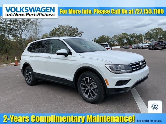 2021 Volkswagen Tiguan 2.0T S New Port Richey FL