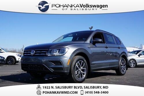 2021_Volkswagen_Tiguan_2.0T S_ Salisbury MD