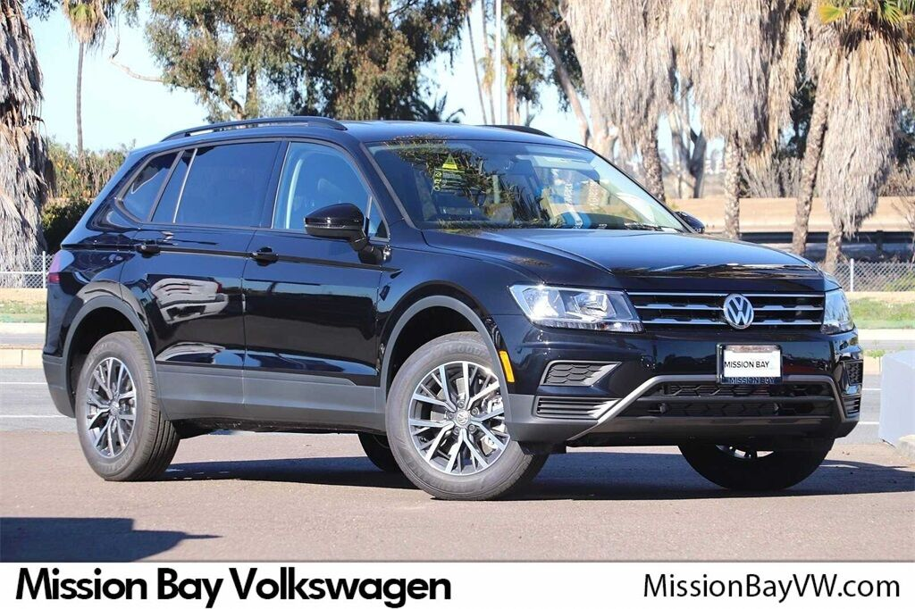 2021 Volkswagen Tiguan 2.0T S San Diego CA