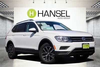 2021_Volkswagen_Tiguan_2.0T SE_ Santa Rosa CA