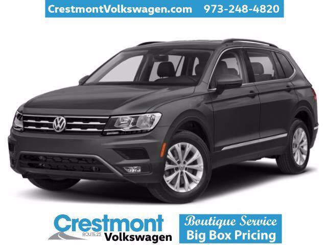 2021 Volkswagen Tiguan 2.0T SE 4MOTION Pompton Plains NJ