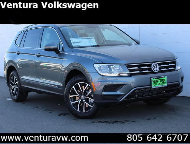 2021 Volkswagen Tiguan 2.0T SE 4MOTION Ventura CA