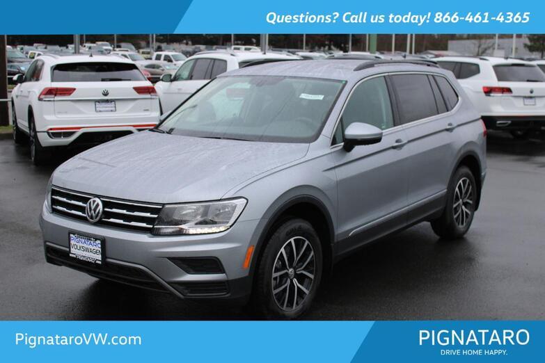 2021 Volkswagen Tiguan 2.0T SE 4Motion Everett WA