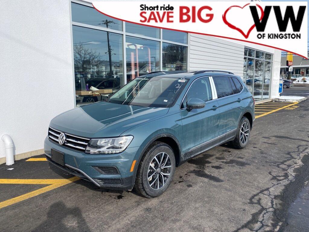 2021_Volkswagen_Tiguan_2.0T SE 4Motion_ Kingston NY