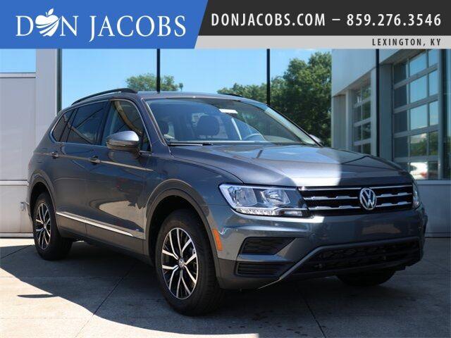 2021 Volkswagen Tiguan 2.0T SE 4Motion Lexington KY