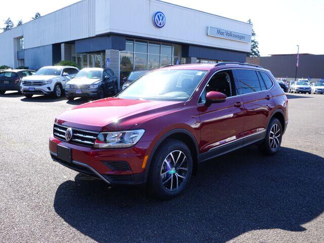 2021 Volkswagen Tiguan 2.0T SE 4Motion McMinnville OR