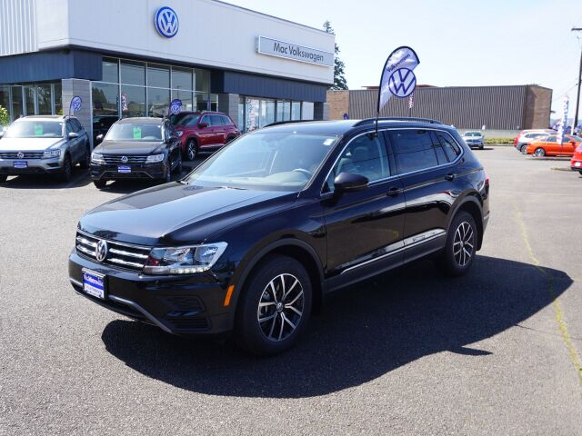 2021 Volkswagen Tiguan 2.0T SE 4Motion McMinnville OR