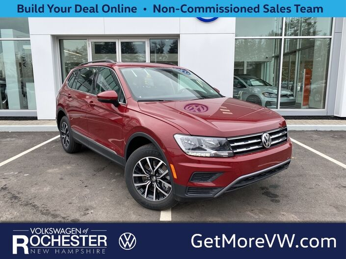 2021 Volkswagen Tiguan 2.0T SE 4Motion Rochester NH