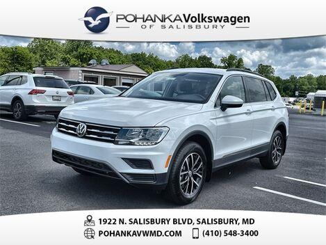 2021_Volkswagen_Tiguan_2.0T SE 4Motion_ Salisbury MD