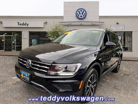 Volkswagen Tiguan 2.0T SE 2021