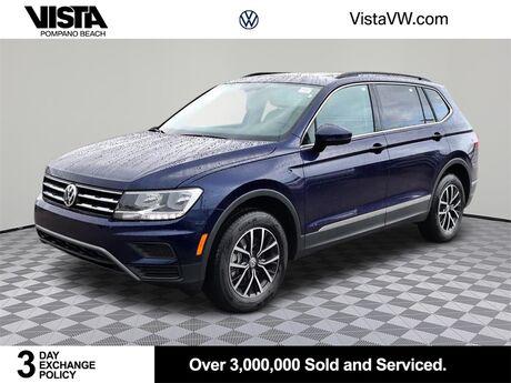 2021 Volkswagen Tiguan 2.0T SE Coconut Creek FL