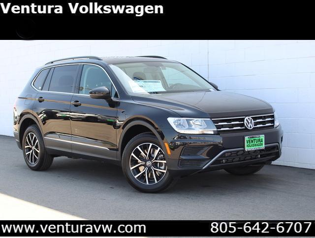 2021 Volkswagen Tiguan 2.0T SE FWD Ventura CA