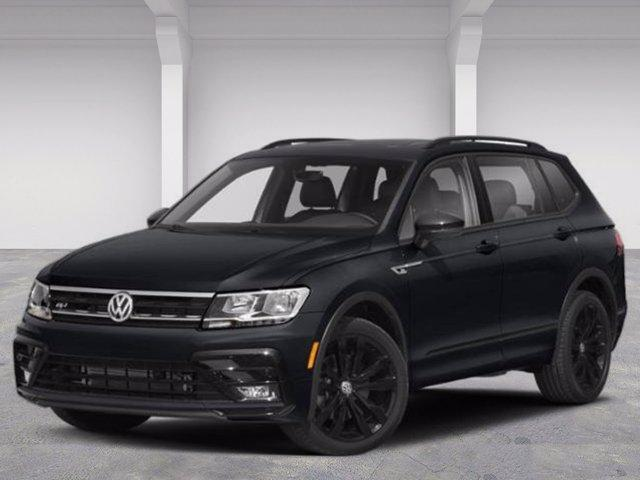 2021 Volkswagen Tiguan 2.0T SE R-Line Black 4MOTION Westborough MA