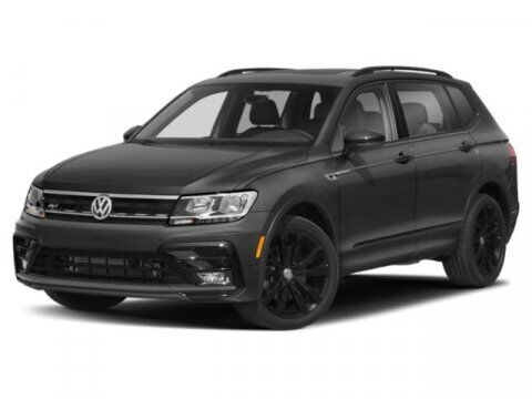2021 Volkswagen Tiguan 2.0T SE R-Line Black 4MOTION Pompton Plains NJ