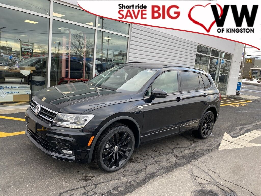 2021_Volkswagen_Tiguan_2.0T SE R-Line Black 4Motion_ Kingston NY