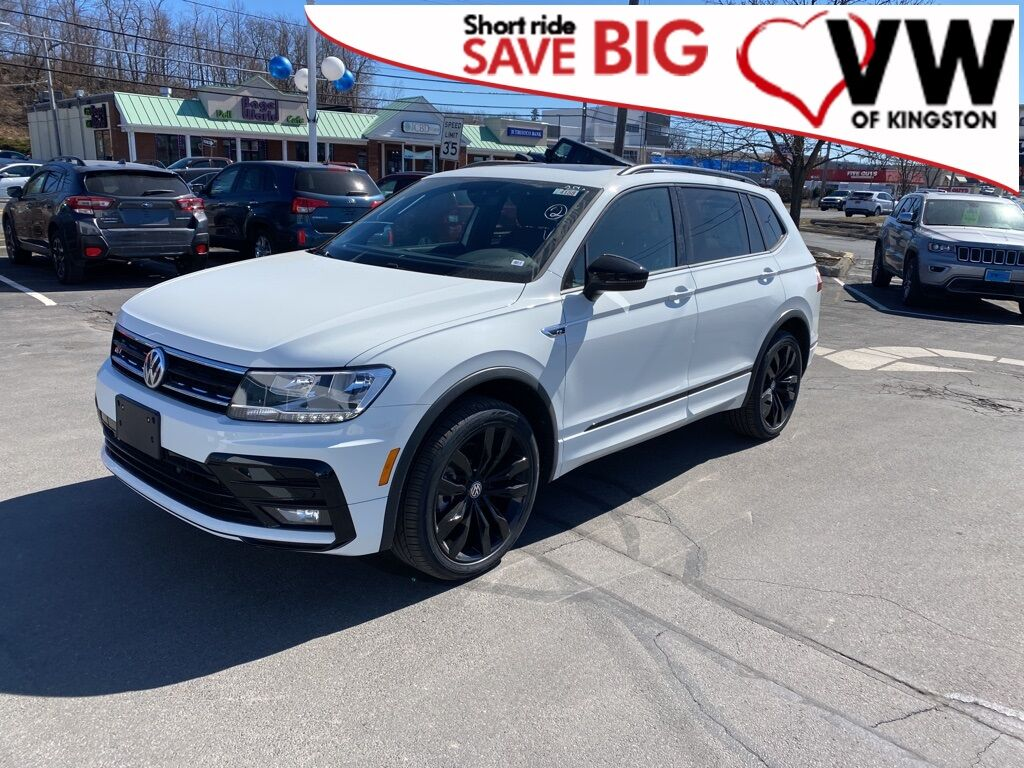 2021_Volkswagen_Tiguan_2.0T SE R-Line Black 4Motion_ Kingston NY