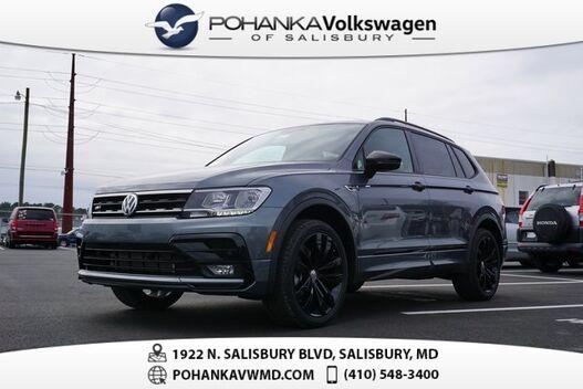 2021_Volkswagen_Tiguan_2.0T SE R-Line Black 4Motion_ Salisbury MD