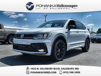 2021 Volkswagen Tiguan 2.0T SE R-Line Black 4Motion