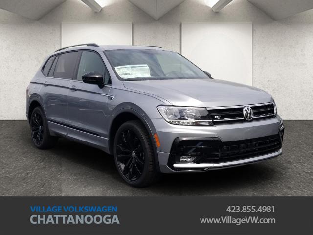 2021 Volkswagen Tiguan 2.0T SE R-Line Black Chattanooga TN