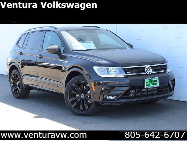 2021 Volkswagen Tiguan 2.0T SE R-Line Black FWD Ventura CA