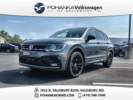 2021_Volkswagen_Tiguan_2.0T SE R-Line Black_ Salisbury MD