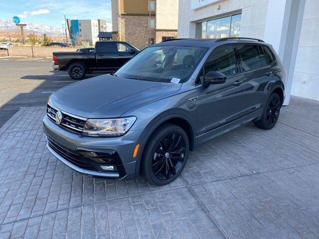 2021 Volkswagen Tiguan 2.0T SE RLINE BLACK St. George UT