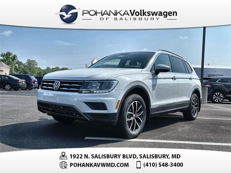 2021_Volkswagen_Tiguan_2.0T SE_ Salisbury MD