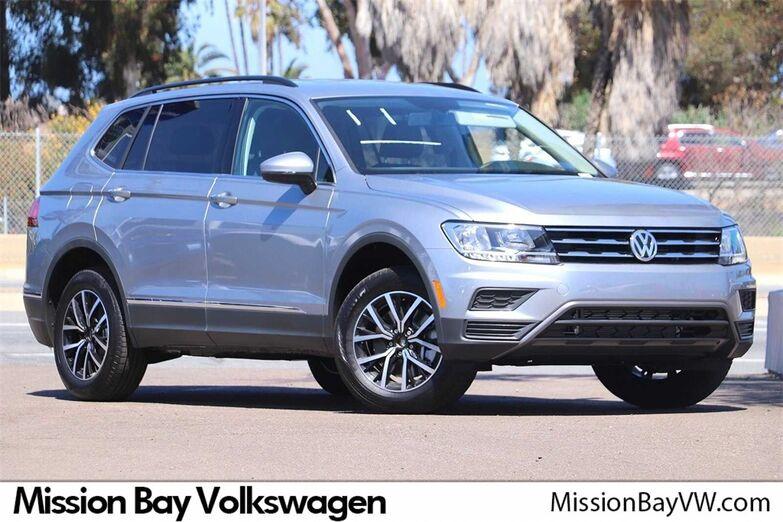 2021 Volkswagen Tiguan 2.0T SE San Diego CA