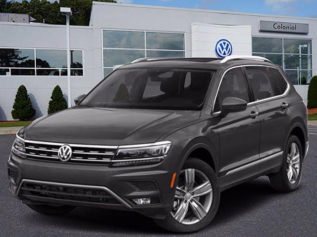 2021 Volkswagen Tiguan 2.0T SEL 4MOTION Westborough MA