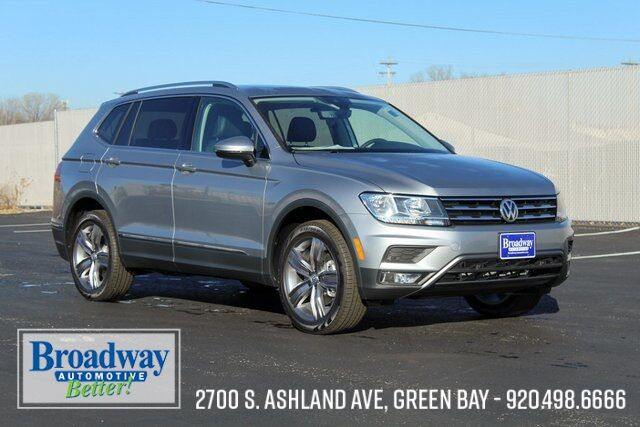 2021 Volkswagen Tiguan 2.0T SEL 4Motion Green Bay WI