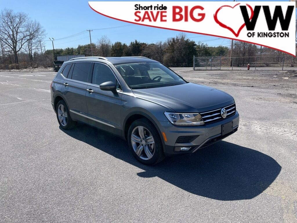2021_Volkswagen_Tiguan_2.0T SEL 4Motion_ Kingston NY
