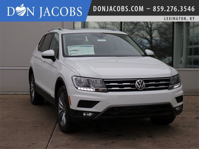 2021 Volkswagen Tiguan 2.0T SEL 4Motion Lexington KY