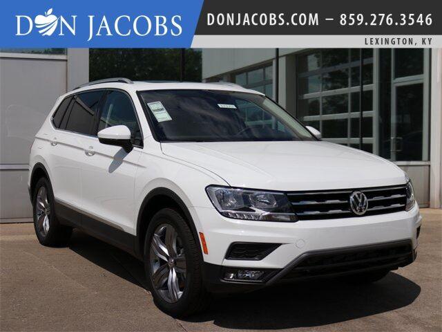 2021 Volkswagen Tiguan 2.0T SEL 4Motion Lexington KY