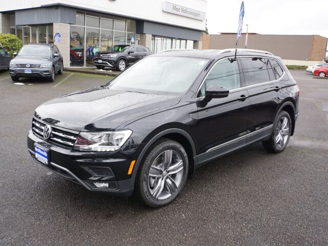 2021 Volkswagen Tiguan 2.0T SEL McMinnville OR