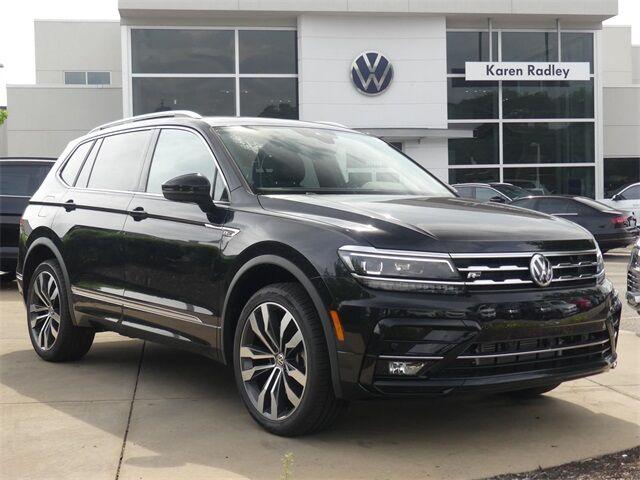 2021 Volkswagen Tiguan 2.0T SEL Premium R-Line 4Motion  Woodbridge VA