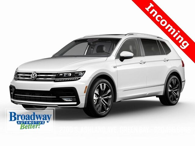 2021 Volkswagen Tiguan 2.0T SEL Premium R-Line 4Motion Green Bay WI