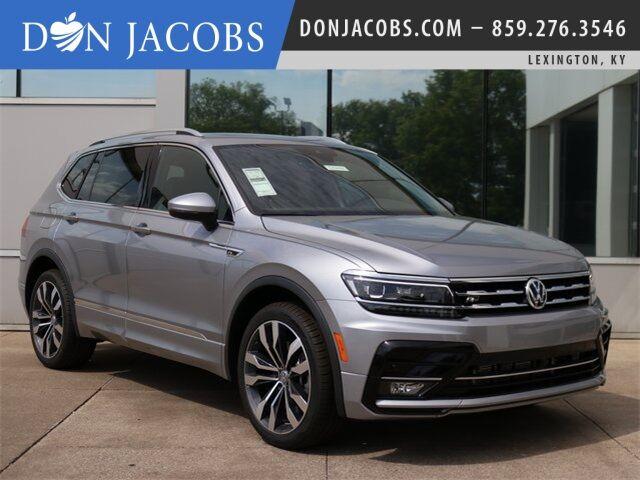 2021 Volkswagen Tiguan 2.0T SEL Premium R-Line 4Motion Lexington KY