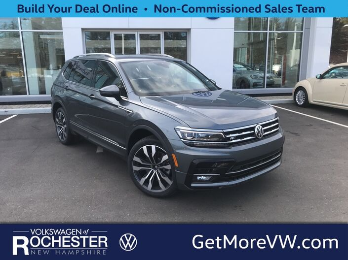 2021 Volkswagen Tiguan 2.0T SEL Premium R-Line 4Motion Rochester NH