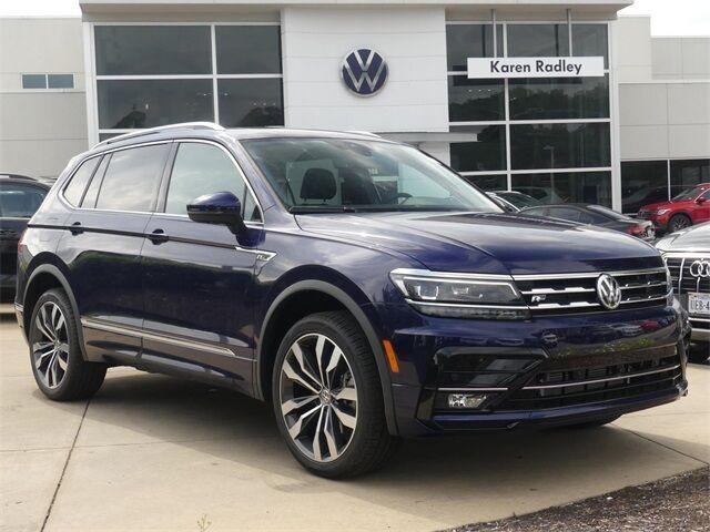 2021 Volkswagen Tiguan 2.0T SEL Premium R-Line 4Motion Northern VA DC