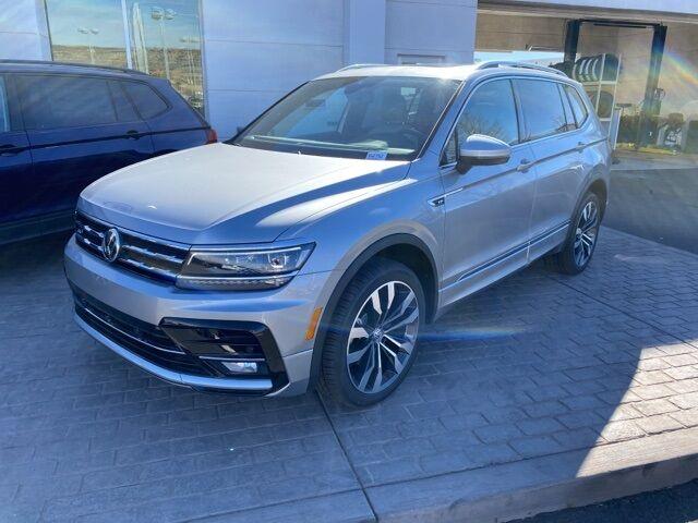 2021 Volkswagen Tiguan 2.0T SEL Premium R-Line St. George UT